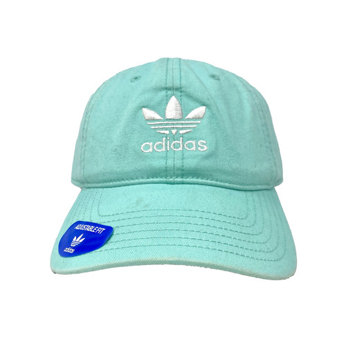 adidas Ultra Suede Fitted Baseball Cap- Front