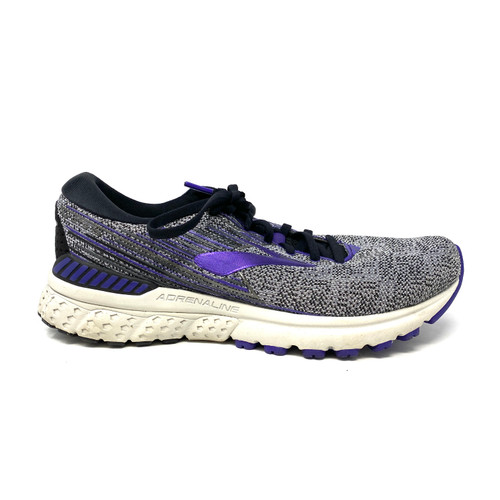Brooks Violet Adrenaline GTS 19 Running Shoes- Right