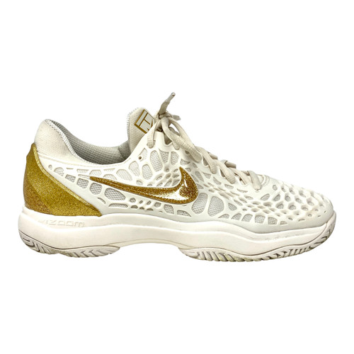Nike Glitter Zoom Sneakers- Right