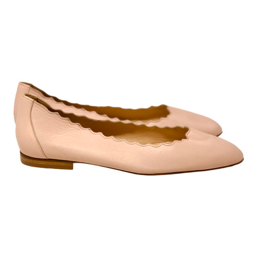 Casanova for Nobel Scalloped Ballet Flats- Right