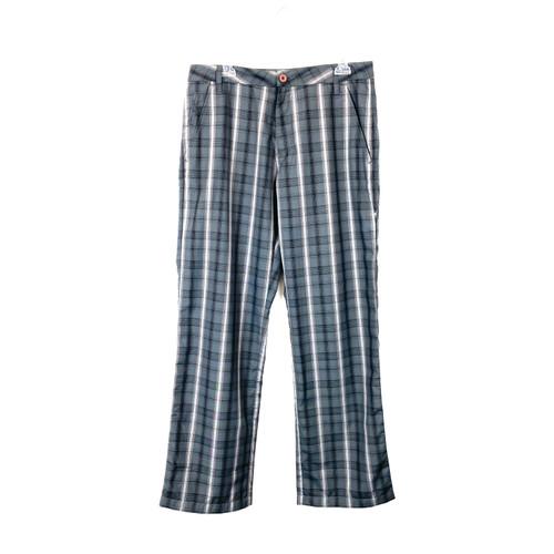Vurt Plaid Pants- Front