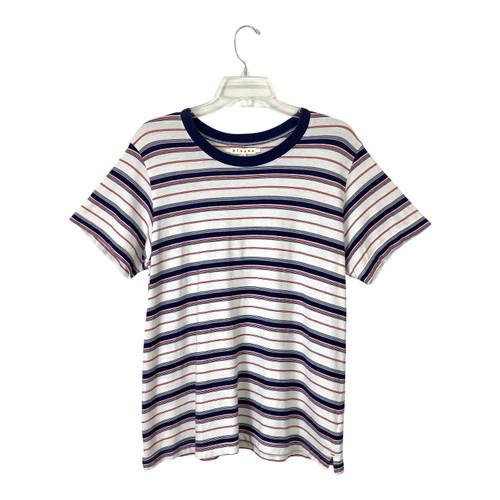 Xirena Striped T-Shirt- Front