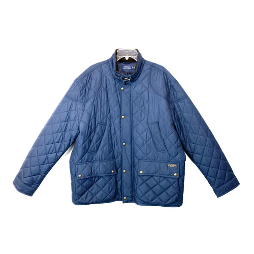 Polo Ralph Lauren Quilted Jacket- Front