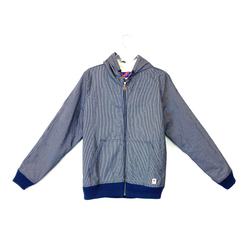 Best Made Co. Railroad Stripe Jacket- Front