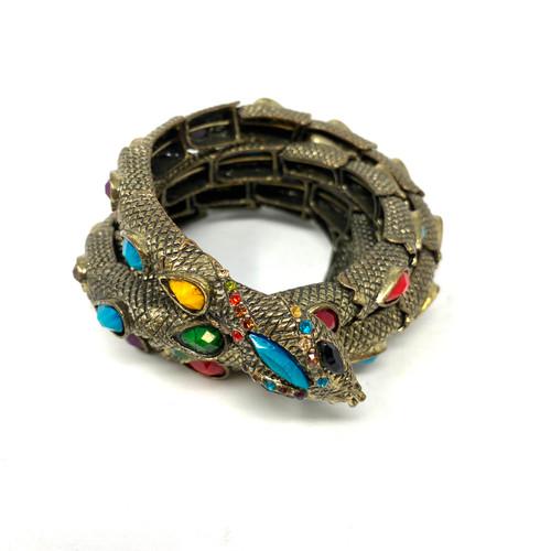 Slithering Snake Bracelet- Thumbnail