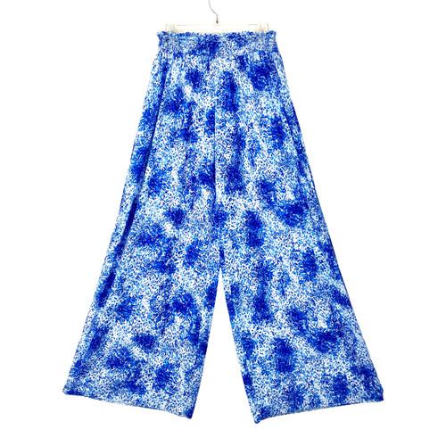 Ramy Brook Ocean Blue Athena Pants - Thumbnail