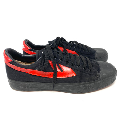 Warrior Classic Canvas Sneakers- Right