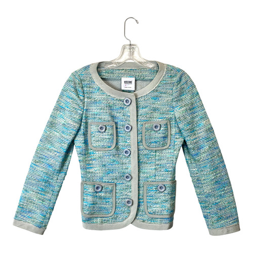 Moschino Cheap and Chic Tweed Jacket- Front