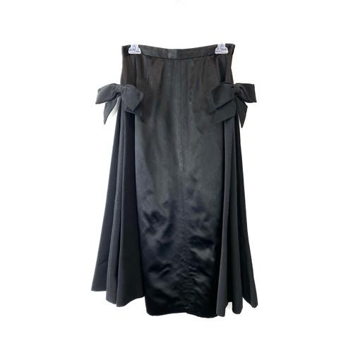 Jacques Fath Vintage 1954 Université Prêt-à-Porter Skirt- Front