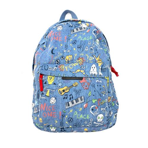 Stella McCartney Kids Paradise Art Backpack - Thumbnail