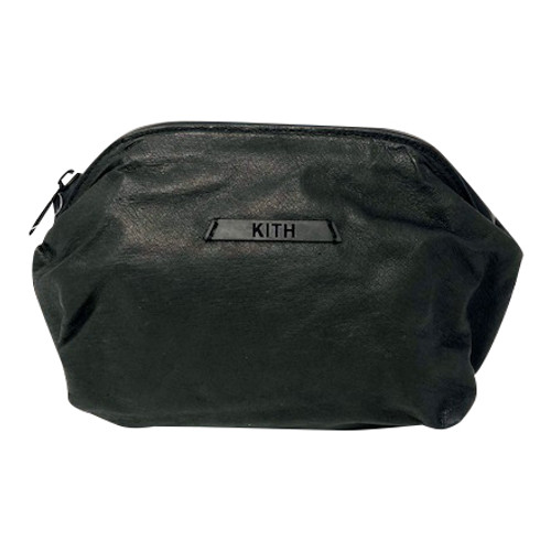 Kith Matte Pouch-Front
