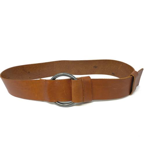 Michael Kors Rustic D-Ring Belt- Thumbnail