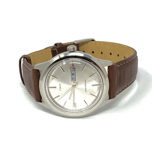 Todd Snyder for Timex Water Resistant Date Watch- Thumbnail