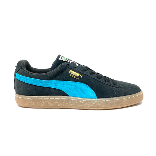 Puma Suede Blue Flash Sneakers - Thumbnail