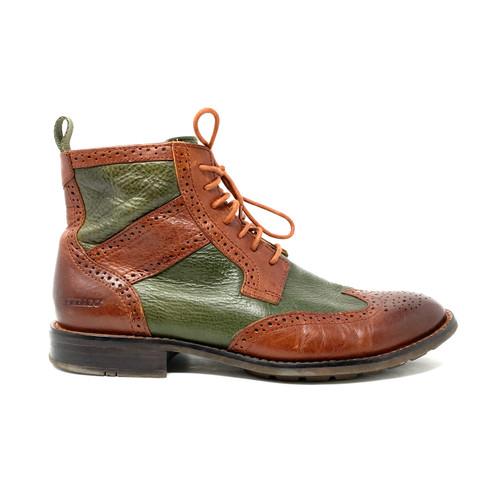 Sebago Dresden Wingtip Boots - Thumbnail