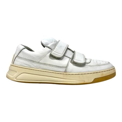 Acne Studios Perey Strap Sneakers- Right