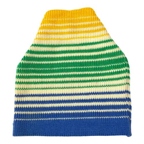 Vintage Meister Wool Stripe Beanie- Front