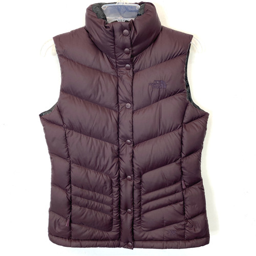 The North Face Quilted Puffer Vest- Front