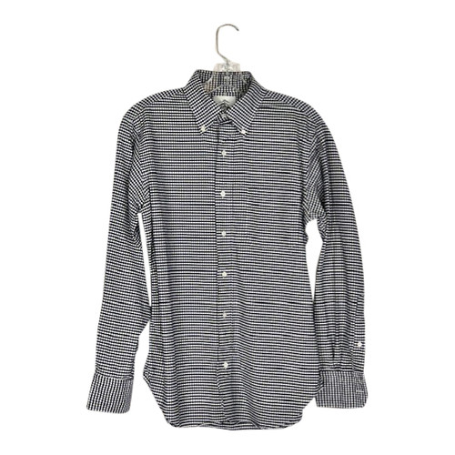 Brooks Brothers Gingham Oxford Shirt- Front