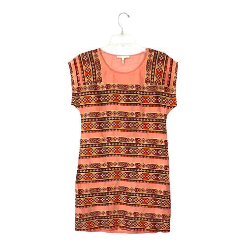 Maje Printed Popover Dress- Thumbnail