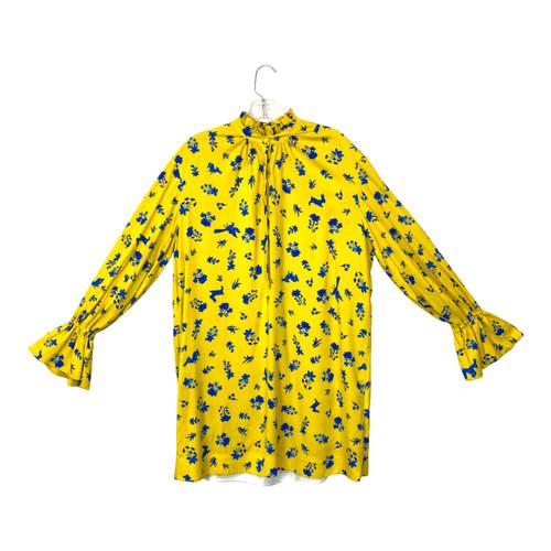 Vivetta Gathered Neckline Dress- Thumbnail