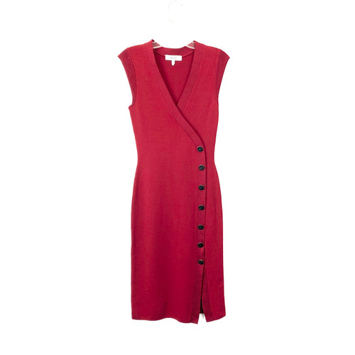 Reiss Eleni Knitted Bodycon Dress - Thumbnail