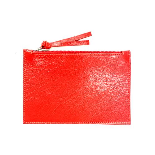 Mini Leather Card Case- Thumbnail