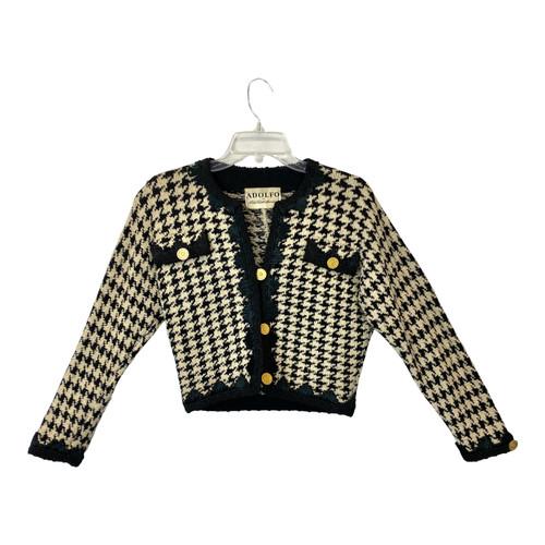 Vintage Anne Klein II Embroidered Shirt- Front