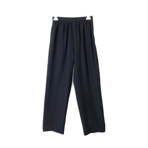 Vintage Blassport Gathered Waist Pants- Front