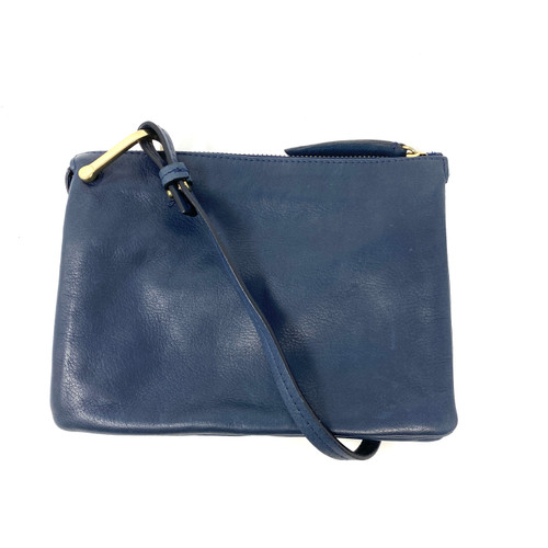 & Other Stories Zipped Crossbody Purse- Front
