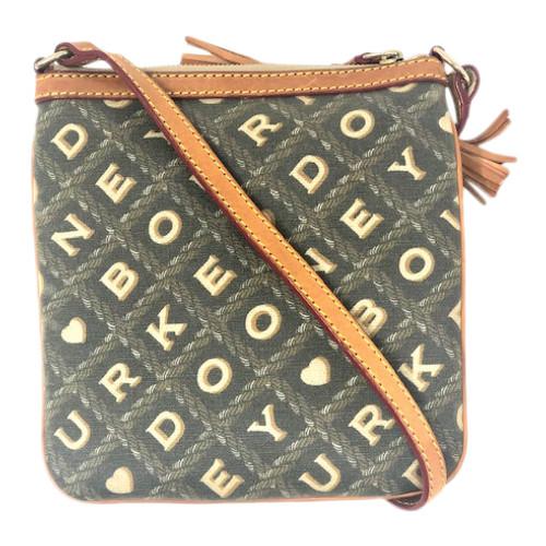 Dooney & Bourke Graphic Crossbody Bag- Front
