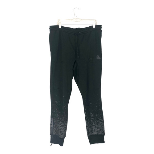 Adidas Abstract Neoprene Joggers-Front