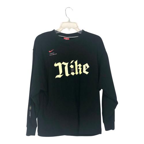Nike Caligraphy Graphic Sweatshirt- Front