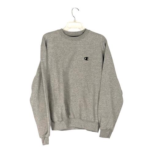 Champion Small C Logo Sweatshirt- Front