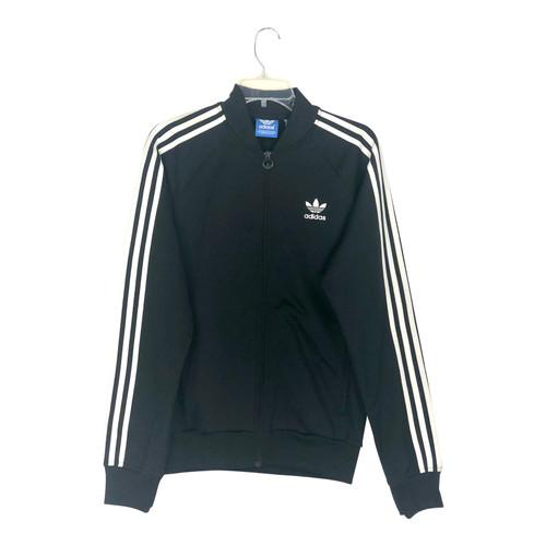 Adidas Zip Front Track Jacket- Front