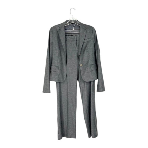 Theory Straight Leg Pant Suit- Thumbnail