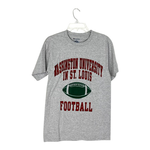 Washington University Football T-Shirt- Front