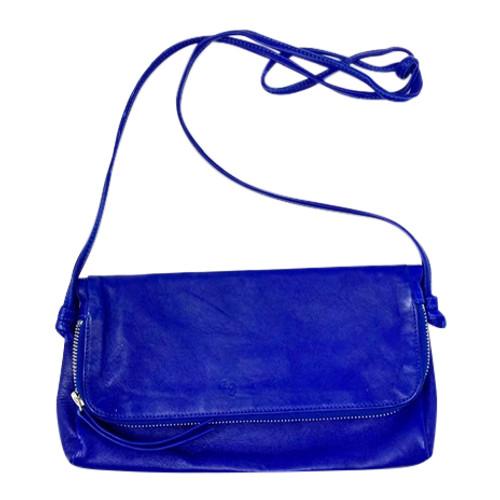 agnés b. Foldover Crossbody Bag- Front