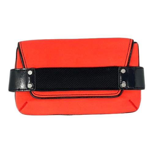 Milly Neoprene Clutch- Front