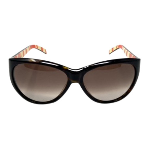 Kate Spade Rounded Oversized Sunglasses- Front