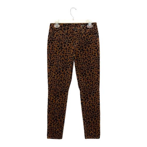 [BLANKNYC] Leopard Corduroy Skinny Pants-Thumbnail
