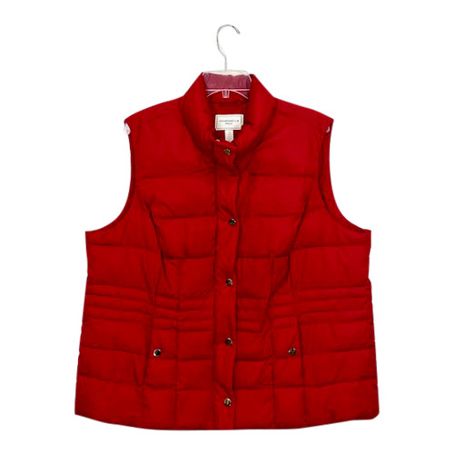Charter Club Down Vest- Front