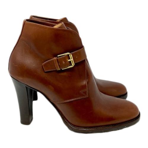 Ralph Lauren Saddle Booties- Right