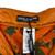 Dolce & Gabbana Straight Cut Metallic Trousers-Label