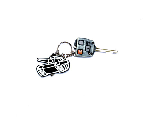 Thicc Tank Keychain