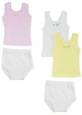 Girls Tank Tops And Training Pants - BLTCS_0529NB