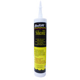 BoatLIFE Silicone Rubber Sealant Cartridge - Black
