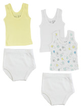 Girls Tank Tops And Training Pants - BLTCS_0531S