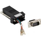 Black Box FA4509F-BK DB9 Colored Modular Adapter Kits (Unassembled)