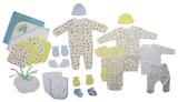 Newborn Baby Boy 23 Pc  Baby Shower Gift Set